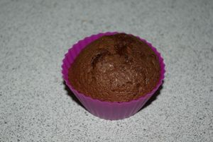 Muffin au Nutella 022