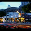 Singapour, Orchard Road