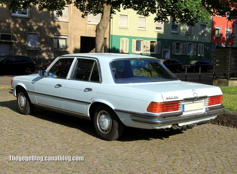 Mercedes 280 SE (Paul Pietsch Classic 2014) 02