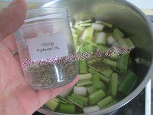 Velouté de haricots verts10