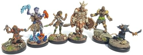 Gloomhaven figs