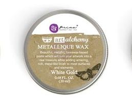 wax white gold