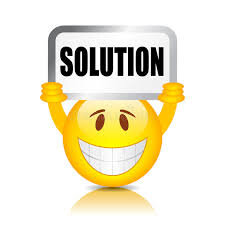 """Résultat de recherche d'images pour """"solution emoticon"""""""