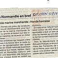 Le havre: des normands tentés par les méthodes bretonnes ? (suite)