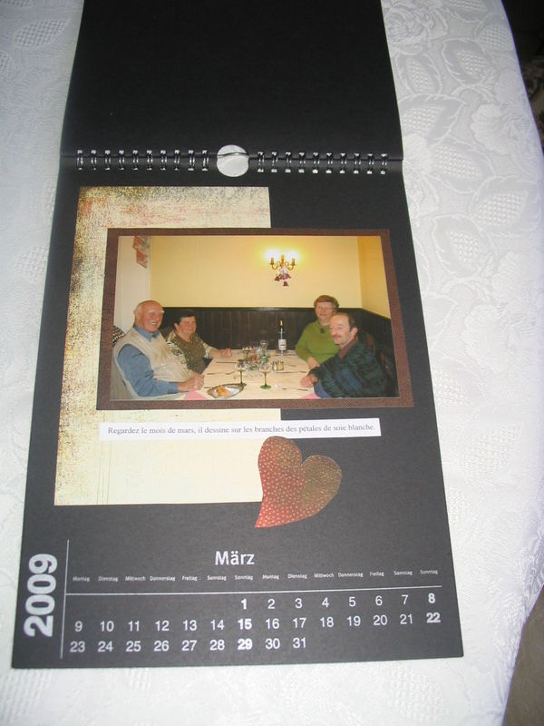 calendrier 2009 11