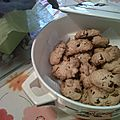 Merveilleux Cookies 