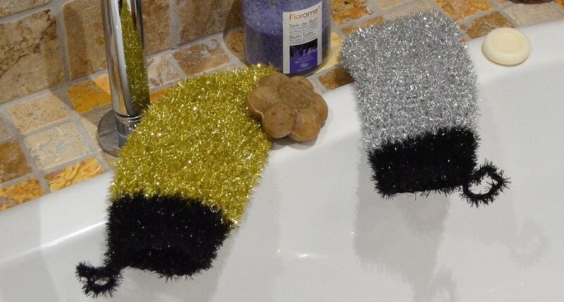 Gant de toilette-crochet-tuto-la chouette bricole (7)