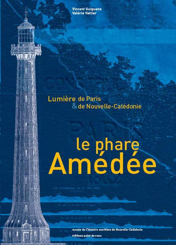 livre Le Phare Amédée