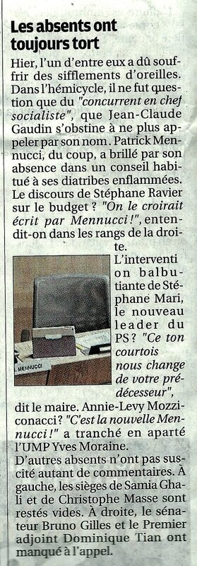 PS13 ABSENCE