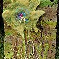 Printemps fleuri en textile