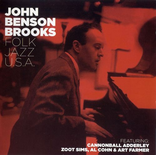 John Benson Brooks - 1956-59 - Folk Jazz U