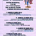 The always young - saison 2014