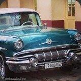 Cuba Trinidad Voiture Car