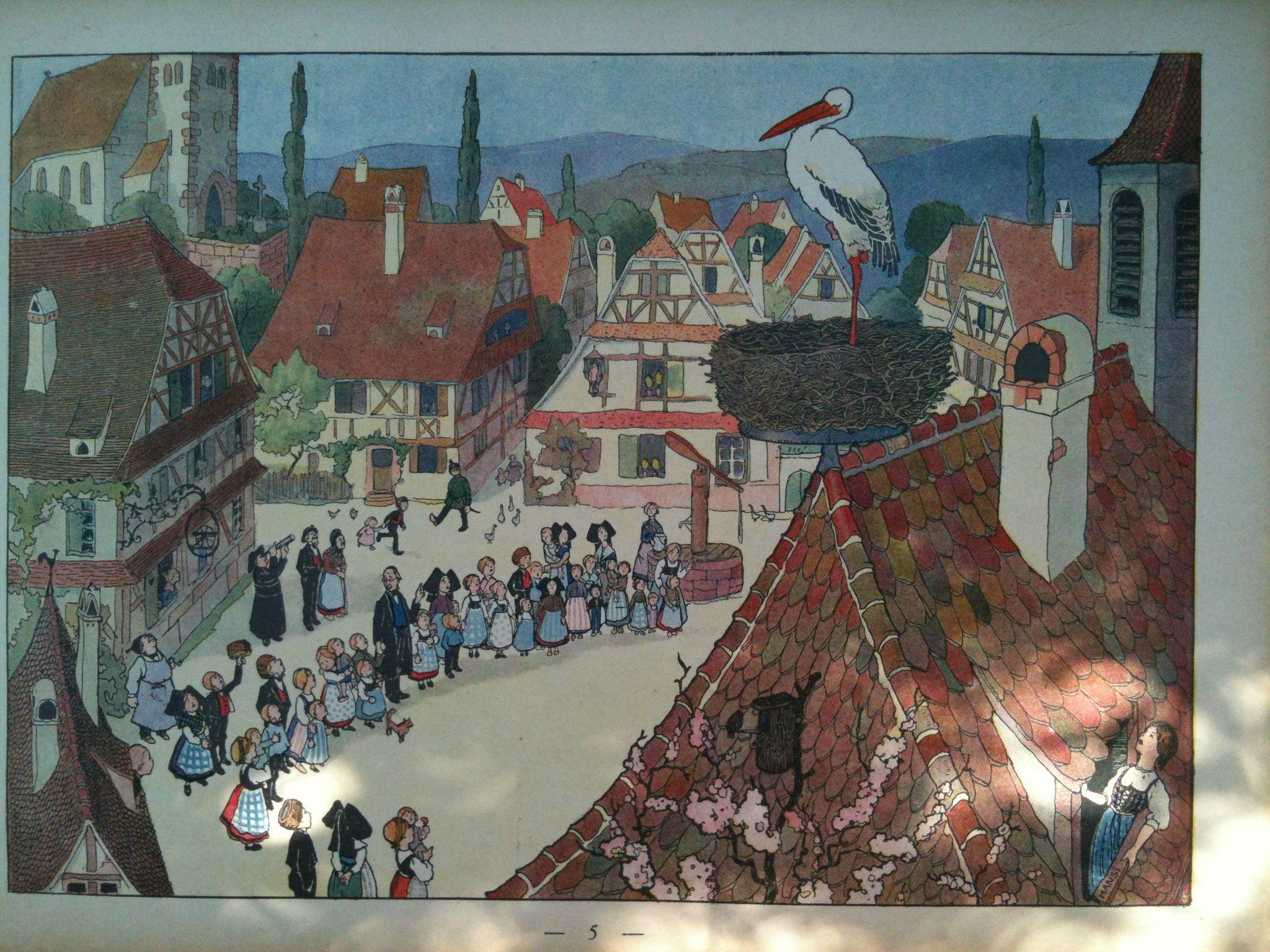 Au D 233 Tour D Une Brocante I Love Alsace