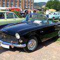 Simca oceane cabriolet de 1958 (8ème Rohan-Locomotion) 01