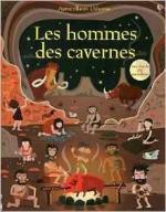 Les hommes des cavernes couv
