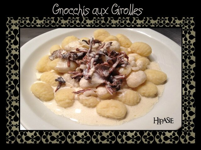 gnocchi-aux-girolles