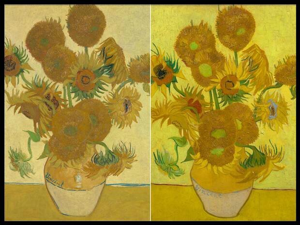 national gallery the sunflowers 2