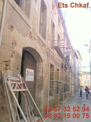 Ravalement de facade beziers narbonne herault aude 34 11 for Ravalement de facade definition
