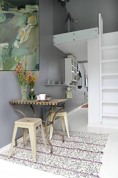 Petit appartement douillet l 39 inspiration orientale for Inspiration appartement