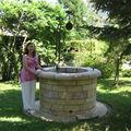 Le puits fait par mon mari