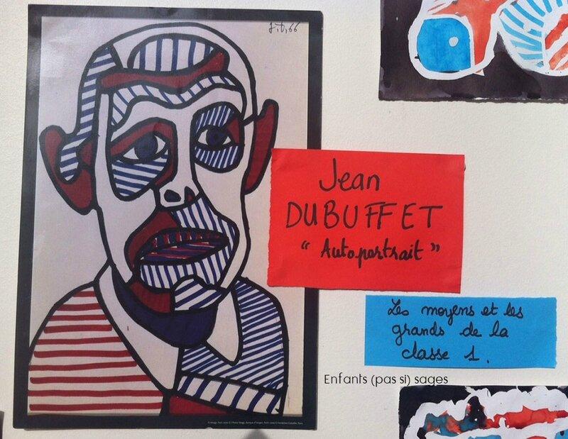 dubuffet-autoportrait