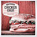 Le southern chicken cajun de mcdonald's