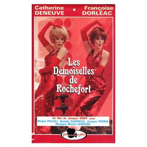 les demoiselles de rochefort sorti en 1967 blog danielle darrieux blog madame d. Black Bedroom Furniture Sets. Home Design Ideas