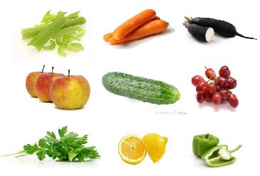 legumes pour jus