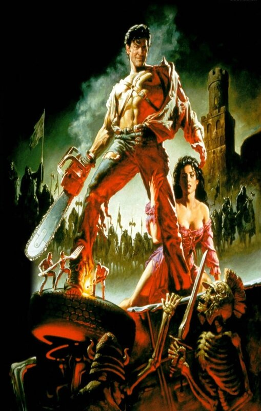 Army of darkness affiche