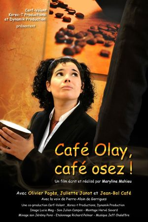 affiche cafe olay