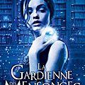 Library jumpers tome 2 : la gardienne des mensonges écrit par brenda drake/marie'