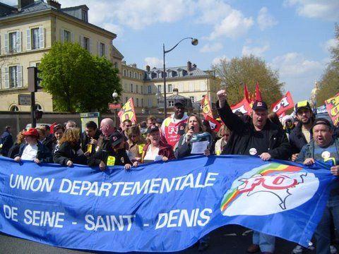 Avancement et promotion des adjoints technique syndicat force ouvriere des communaux d 39 aulnay - Controle technique aulnay sous bois ...