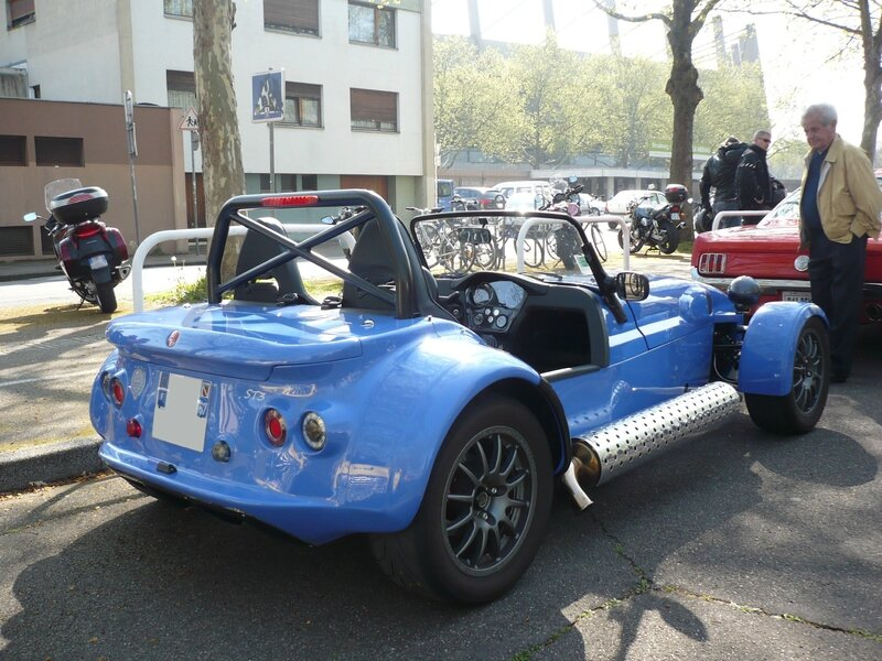 WESTFIELD FW300 ST3 30th Anniversary Special Edition 2012 Strasbourg (2)