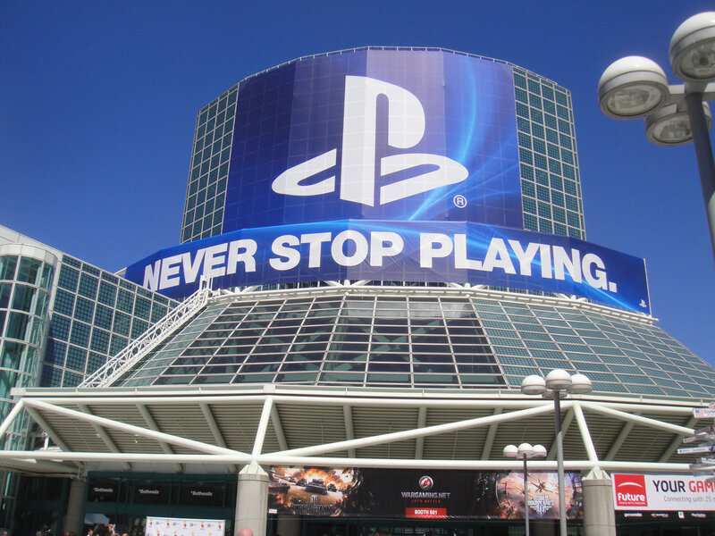 E3_Expo_2012_-_Playstation_banner_(7640590798)