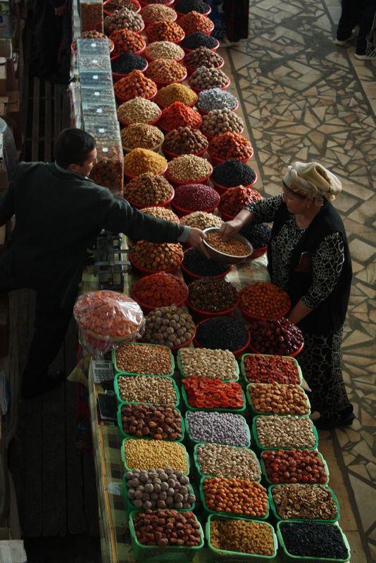 Bazar de Noukous