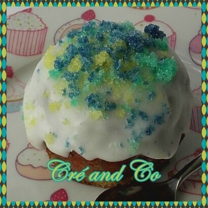 Cup Cake Carnaval 2