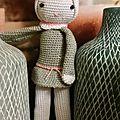 Amigurumi # cal # tendre crochet # josephine