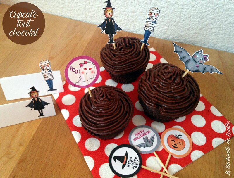 recette-cupcake-chocolat-topping-cremeaubeurre-chocolat