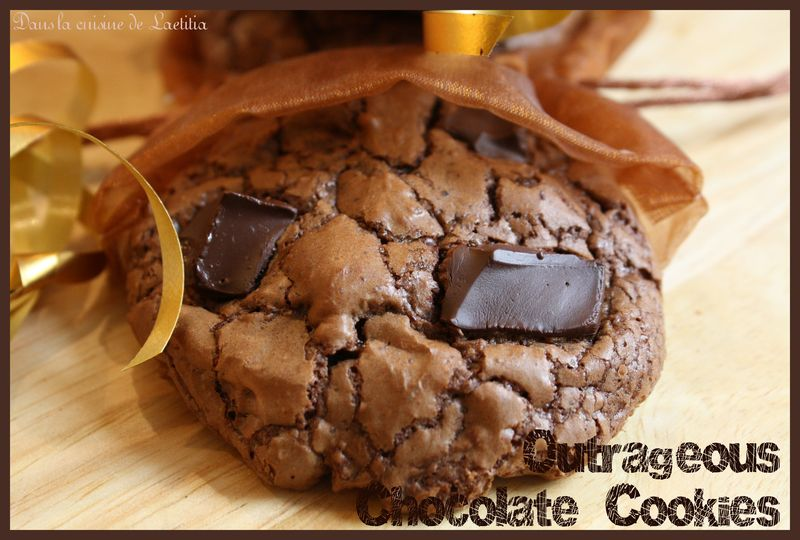 ... cookies 30 biscuits réalisés n ont outrageous chocolate cookies