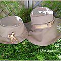 CK 16 Hats
