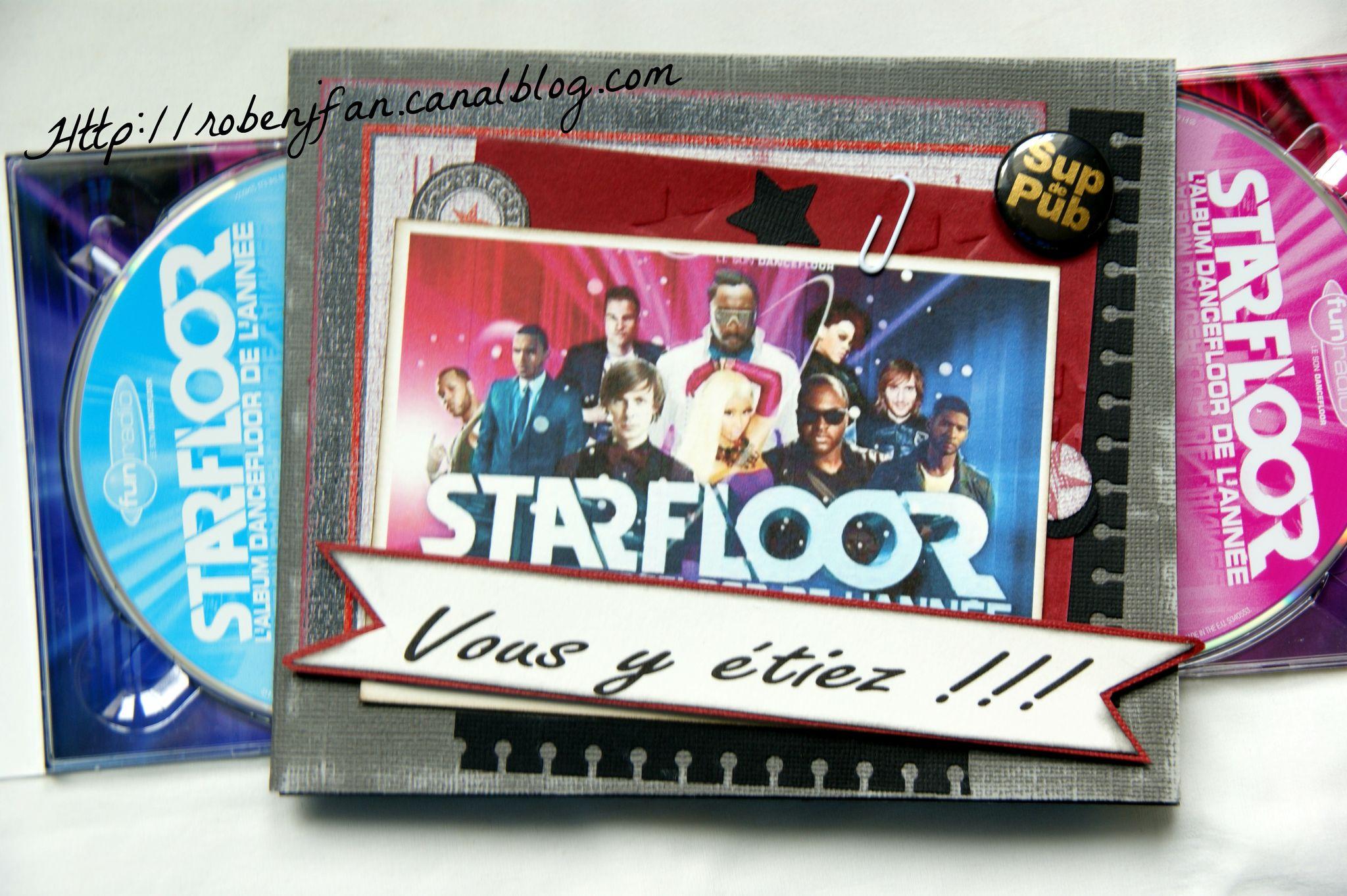 Mini pochette Starfloor ...