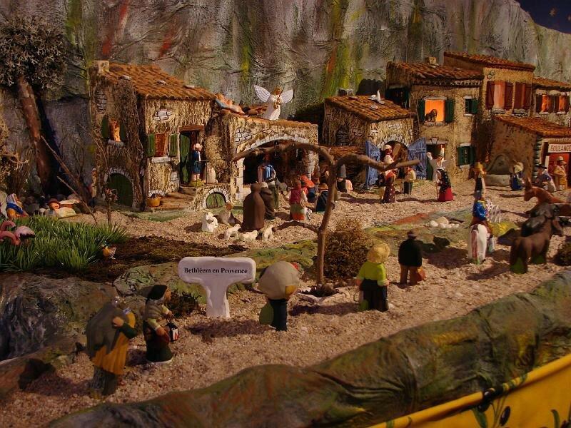 Les Cr Ches De Provence La Peinture Et La Provence