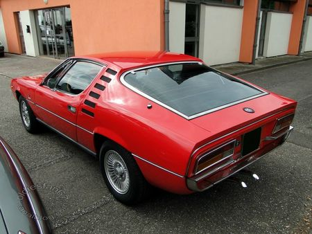alfa romeo montreal, 1970 1977, rencontre ideale ds achenheim 2012 4