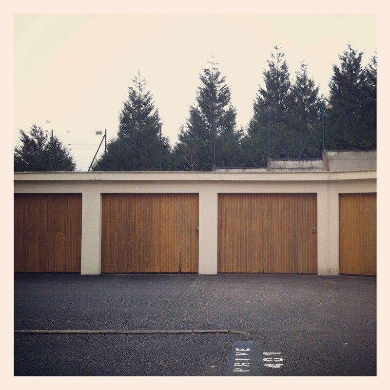 paysage familier-garages