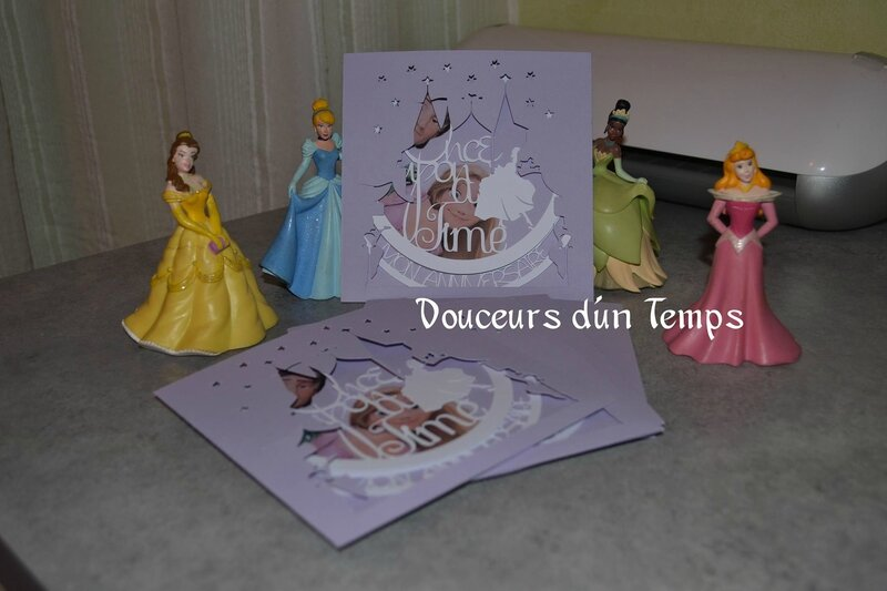 faire part rond once upon a time2