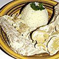 Aiguillette de canard à la crème et aux champignons