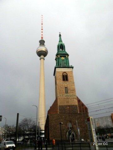 Tour de la télévision - Berlin