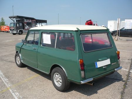 AUSTIN MINI Cooper Traveller Estate 1275 GT 1973 Lahr (2)