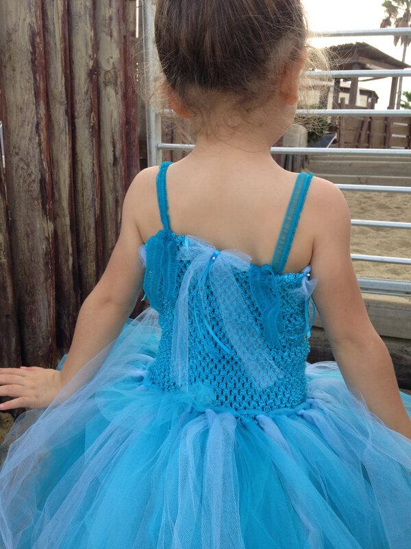 Robe de princesse en tulle-DIY-La chouette bricole-Marie bé futée (20)